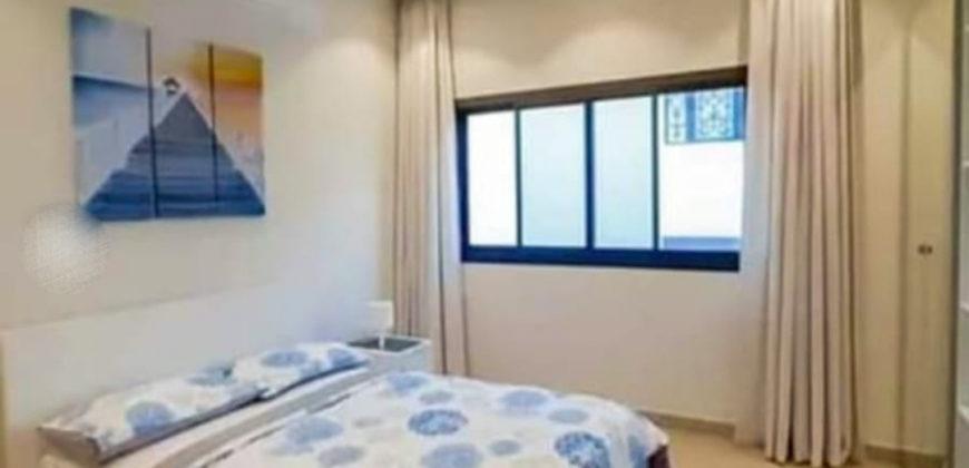 للبيع شقة سكنية بمنطقة توبلي
