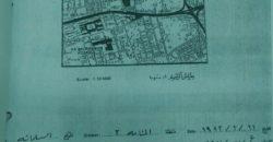 للبيع أرض بمنطقة السمانية في موقع حيوي جداً بالقرب من قلعة المنامة
