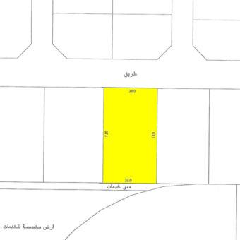 Land for sale located in Ras Zuwaid