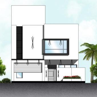 Villa for sale , located in Hamala