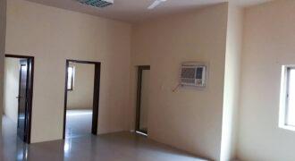 Flat for rent Simi-furnished , in Jid Ali
