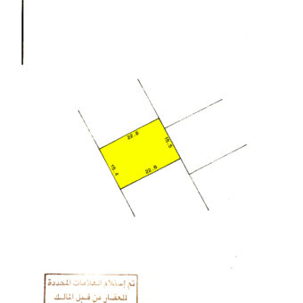 Land for Sale in Zinj Area