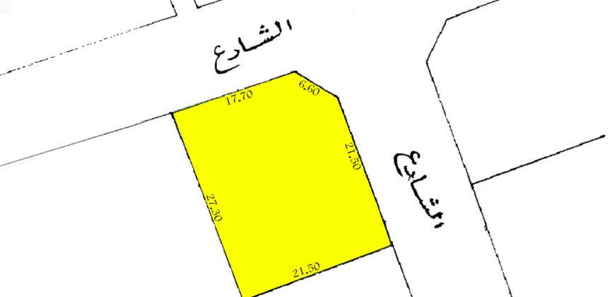 للبيع أرض سكني خاص ( أ ) بمنطقة هورة سند،