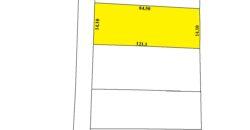 لبيع أرض صناعات خفيفة  بمنطقة رأس زويد، مساحة الارض  7385.00  متر مربع، مطلوبة بقيمة -/ 1,987,285 دينار وقابل للتفاوض