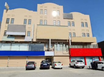 Commercial office for rent in Jurdab Town, with total size of 120.00 SQM, offered for BD 250 /- (Per Month)