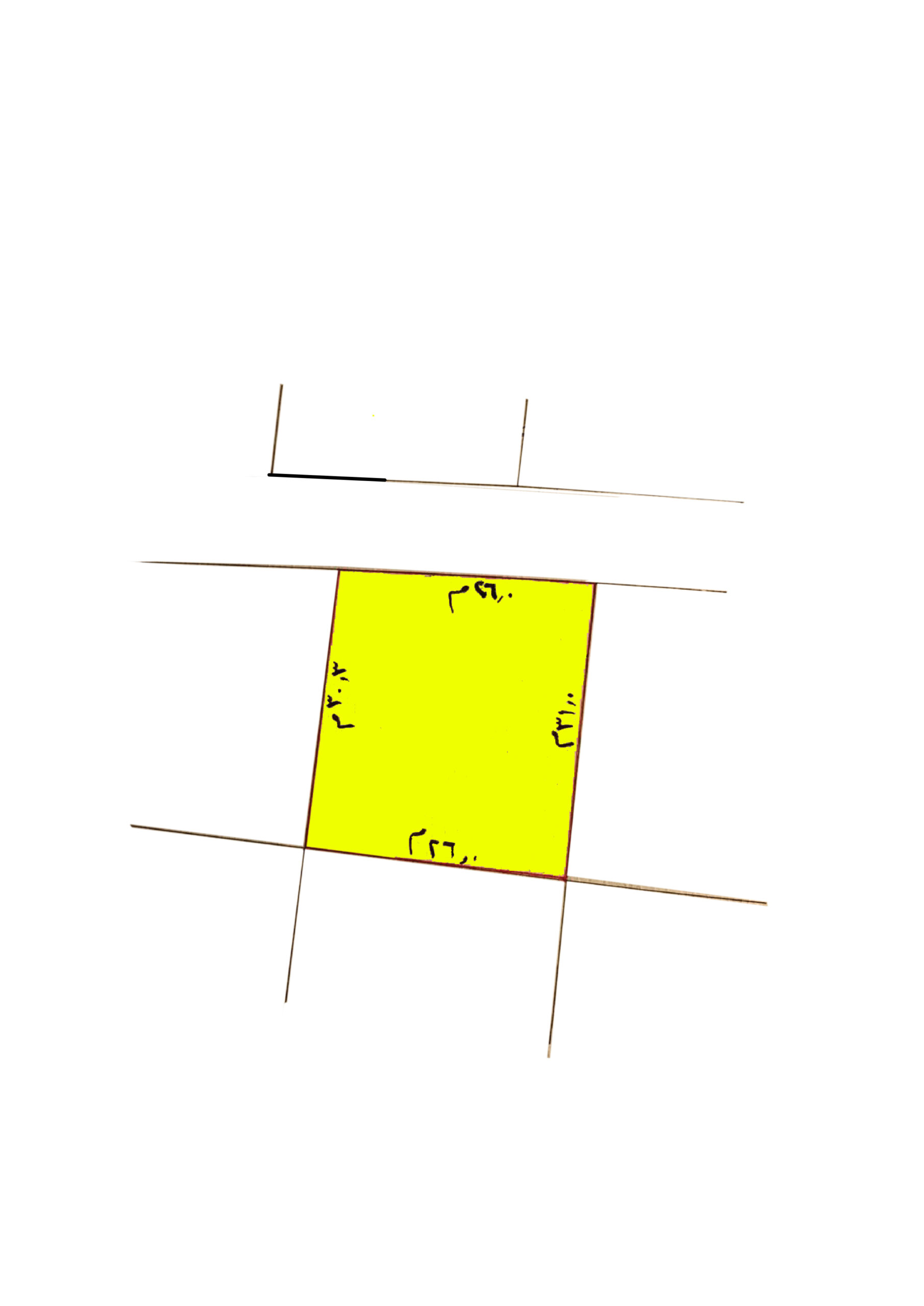 Land for sale RHA located in Aali, land size 796.60 SQM, offered for BD 205,788 /- (Price Negotiable)