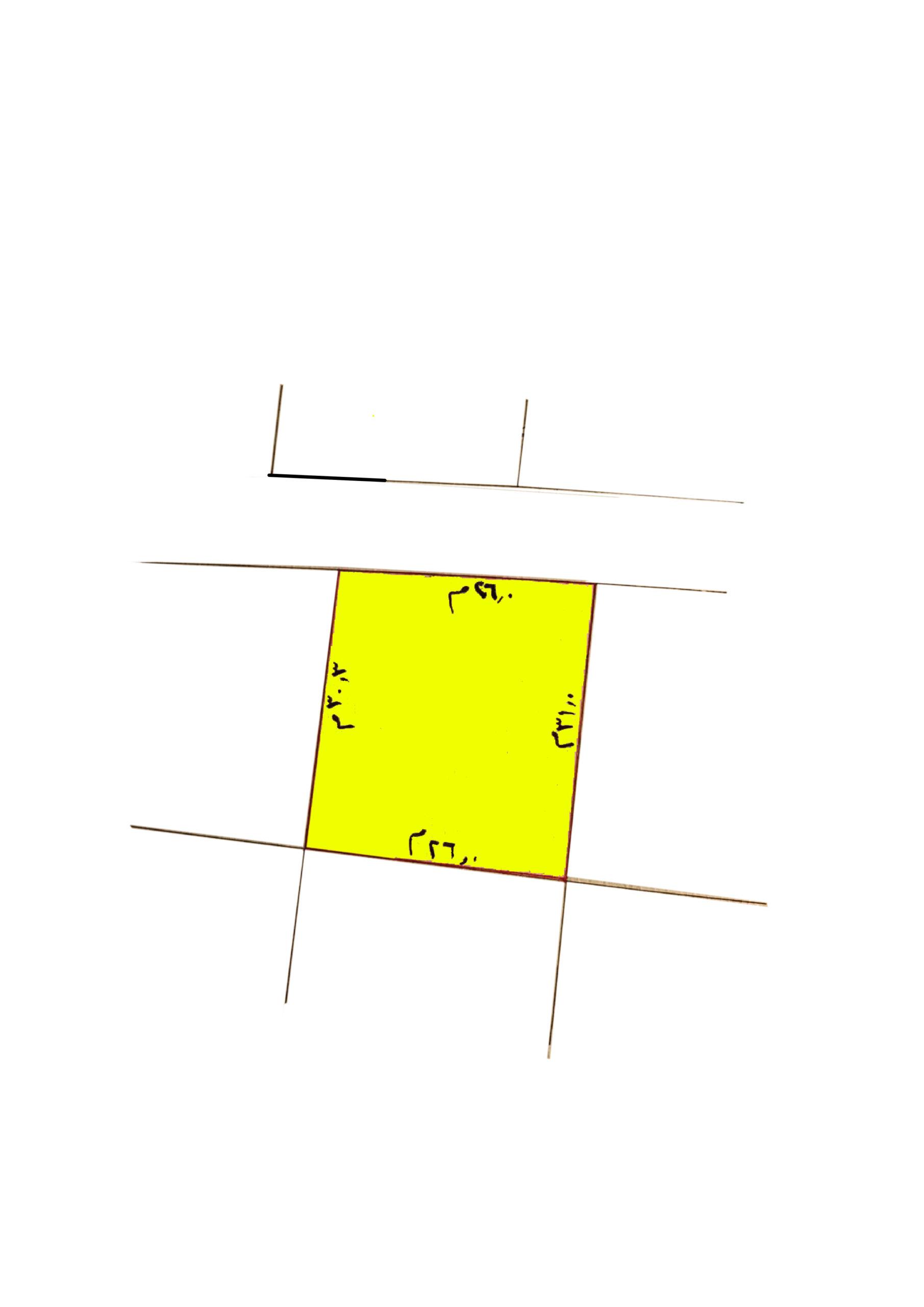 للبيع أرض سكني متصل ( أ ) بمنطقة عالي، مساحة الارض 796.60 متر مربع، مطلوبة بقيمة -/ 205,788 دينار وقابل للتفاوض