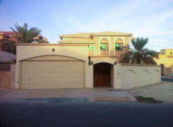 Villa for sale with four bedrooms, located in Riffa – Buhair, offered for BD 190,000 /- (Price Negotiable)