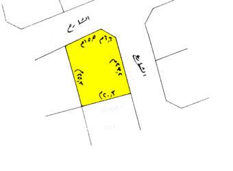 للبيع أرض سكني خاص ( أ ) بمنطقة سند  بالقرب من قصر الشيخ، مساحة الارض  529متر مربع، مطلوبة بقيمة -/ 165,128 دينار وقابل للتفاوض