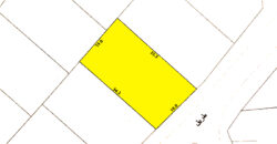 Land for sale RA located in North Sehla, land size 661.00 SQM, offered for BD 170,758 /-