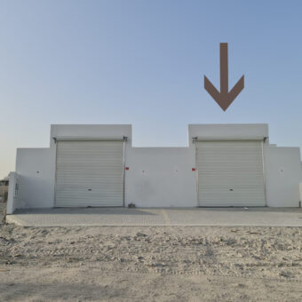 Warehouse / Workshop for rent in Hamala industrial area Property ID: DA3136-02