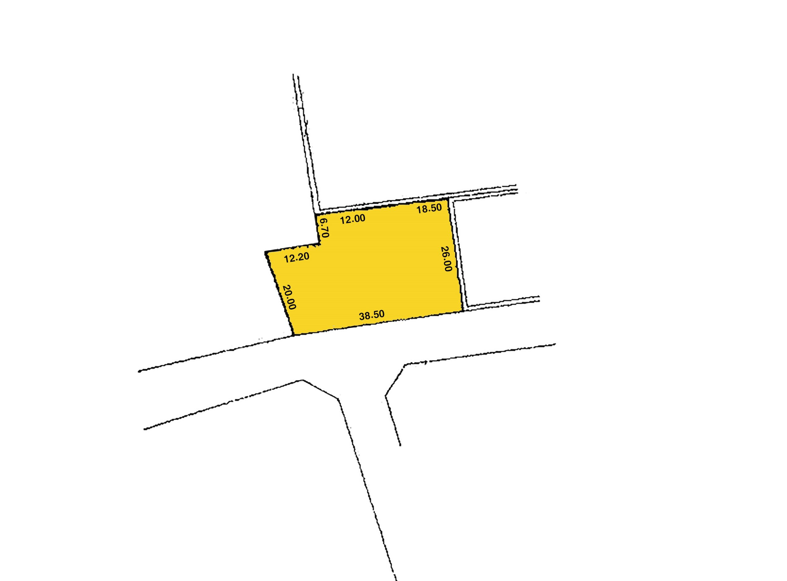Land for sale RA located in Zinj