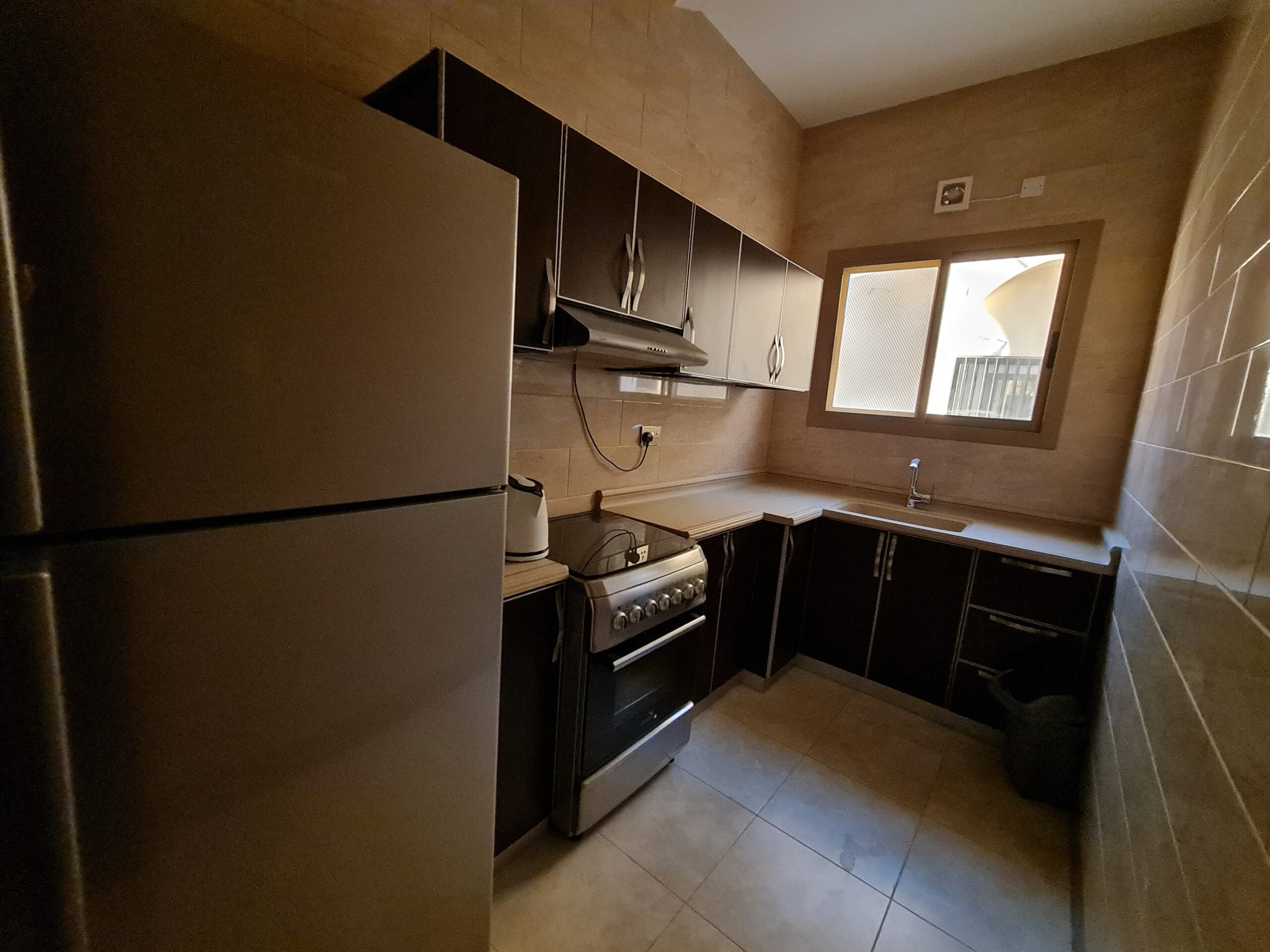 Luxury apartment for rent semi-furnished located in Zinj