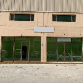 Shops / Workshop for rent in Tubli industrial area