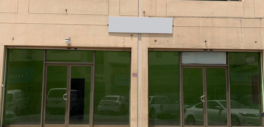 Shops / Workshop for rent in Tubli industrial area