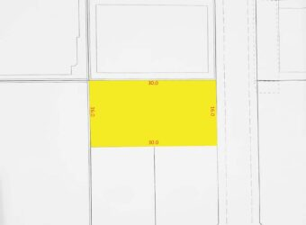 Land for sale RA located in A'Ali Town, land size 480.00 SQM, offered for BD 144,666 /- (Price Negotiable)