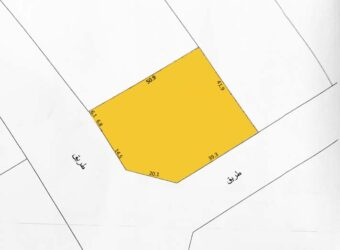 Investment land for sale (B-D) located in Riffa – Al Buhair (Al-Estiqlal Avenue) Property ID:DA3135