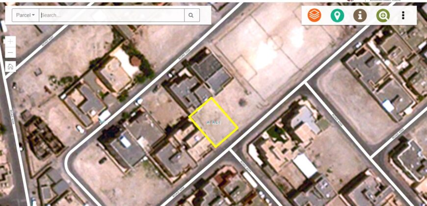 Residential land for sale located in A'Ali