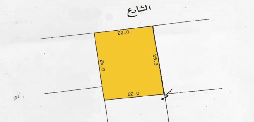 Residential land for sale RB located in Tubli