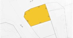 Investment land for sale RB located in Tubli
