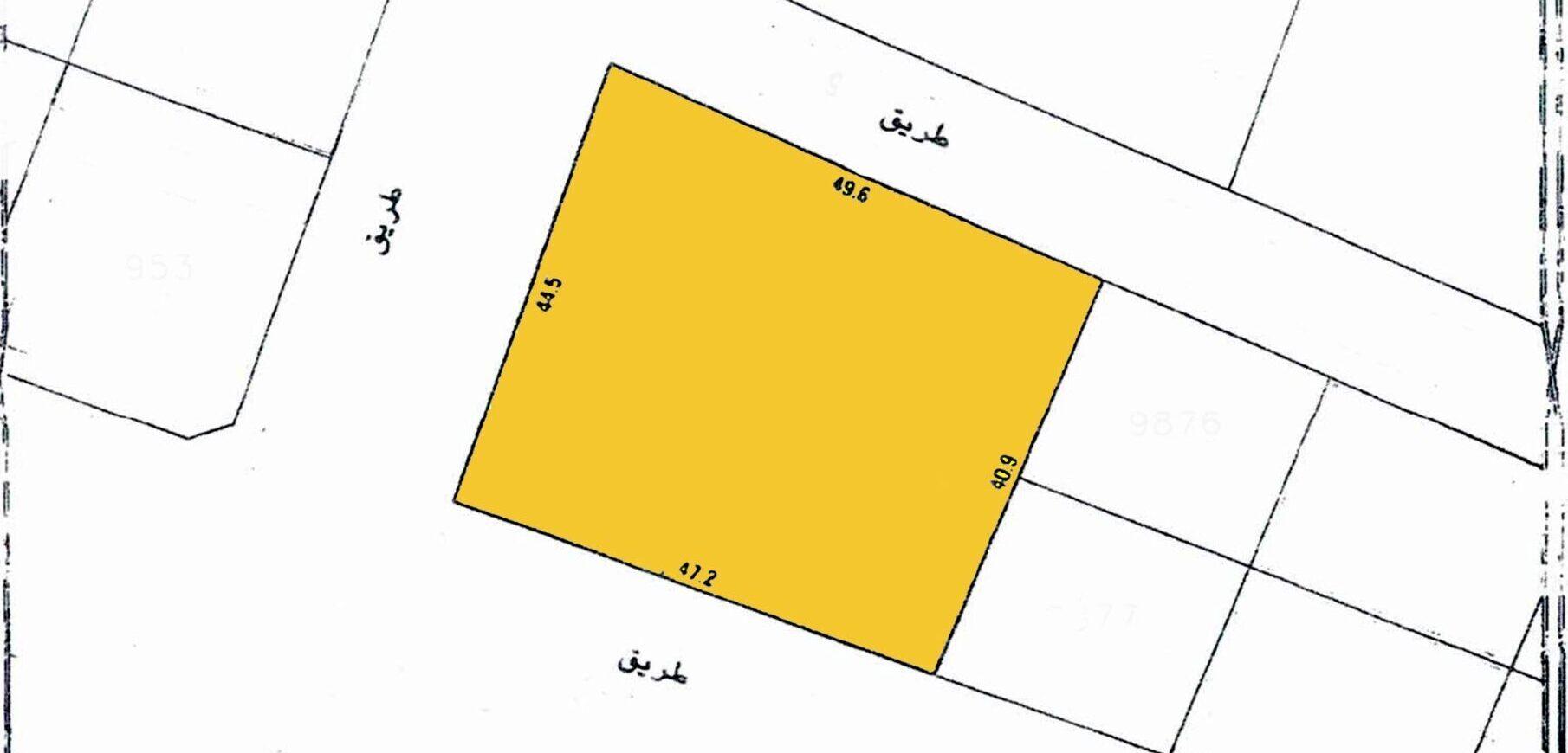 للبيع أرض سكني خاص ( أ ) بمنطقة مدينة عيسى