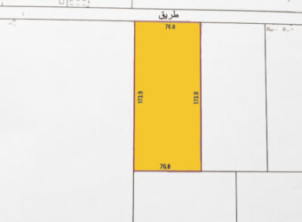 Land for sale (Light industries) located in Ras Zuwaiyed Industrial Area