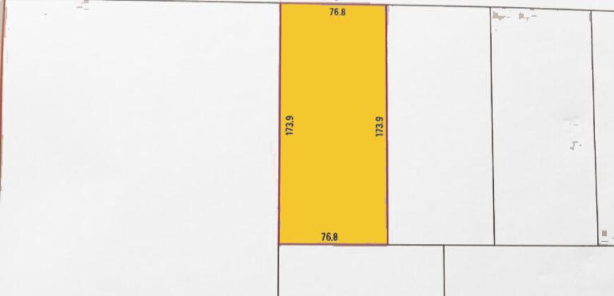 للبيع أرض صناعات خفيفة بمنطقة راس زويد الصناعية