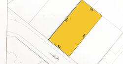 للبيع أرض سكنية في جرداب ( بالقرب من حديقة جرداب) مطلوبة بقيمة -/ 142,472 دينار و قابل للتفاو