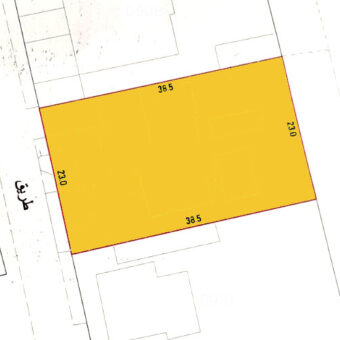 Investment land for sale (B4) located in Isa Town