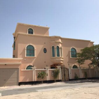 Villa for rent, fully furnished, located in A'Ali Town