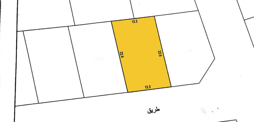 Residential land for sale located in Budaiya