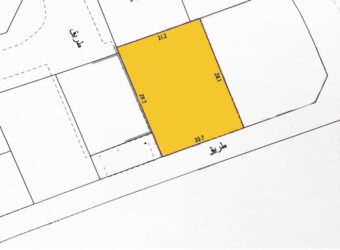 Residential land for sale located in Samaheej