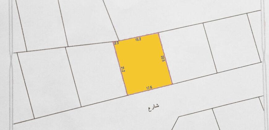 للبيع أرض سكني إستثماري بمنطقة جدعلي