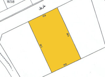 Residential land for sale located in Hamala Town