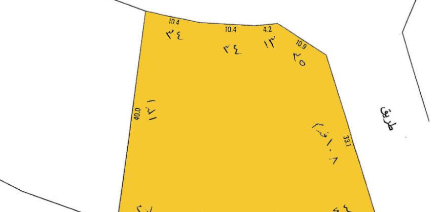 Land for sale RA located in North Riffa