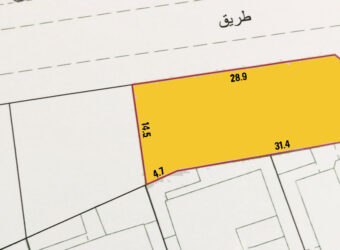 Residential land for sale located in Tubli Town
