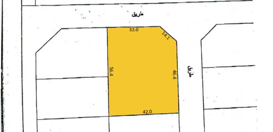 للبيع أرض صناعات خفيفة بمنطقة راس زويد