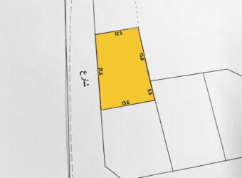 للبيع أرض سكني إستثماري بمنطقة كرانة