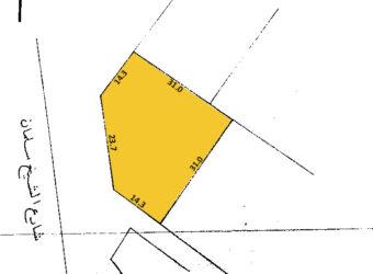 للبيع أرض سكني إستثماري بمنطقة مدينة عيسى