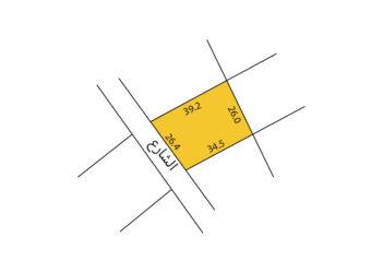 للبيع أرض سكنية في منطقة جرداب
