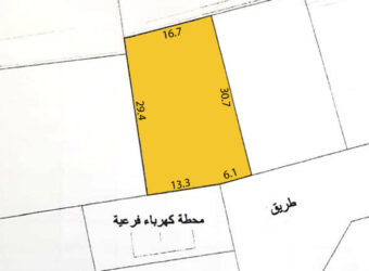 للبيع أرض سكنية في منطقة توبلي