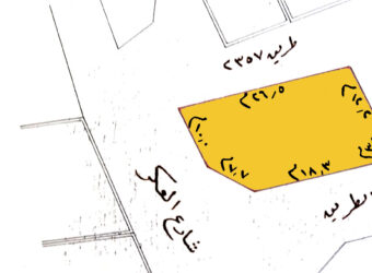 Residential land for sale located in East Al Eker