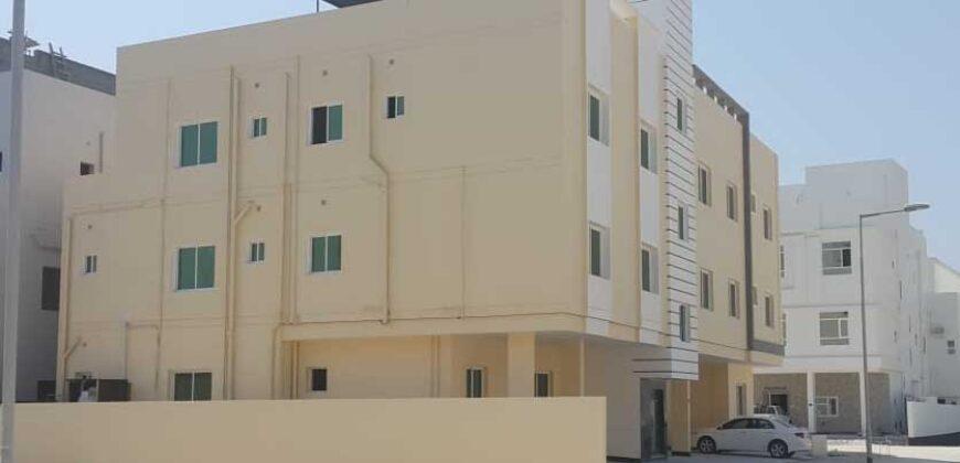 لبيع مبنى جديد إستثماري  بمنطقة خليج  توبلي