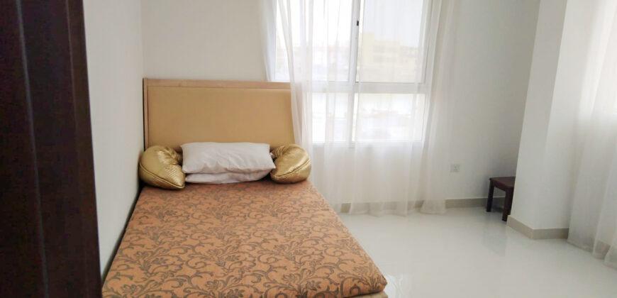 للإيجار شقة سكنية بمنطقة توبلي مفروشة كامل