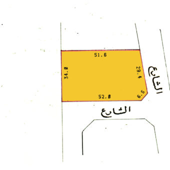 Commercial land for rent in Salmabad