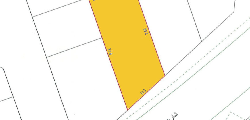 Commercial land for sale located in Salmabad