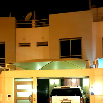 Villa for sale with three bedrooms, located in Bu Quwah