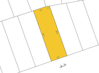 Residential land for sale located in Al Malikiyah