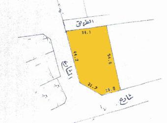 Commercial land for rent in Bu Ghazal