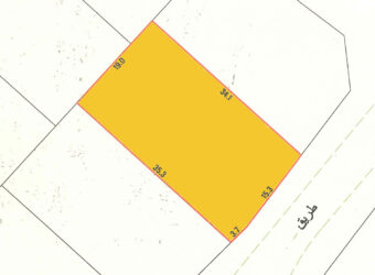 Residential land for sale located in Northern Sehla